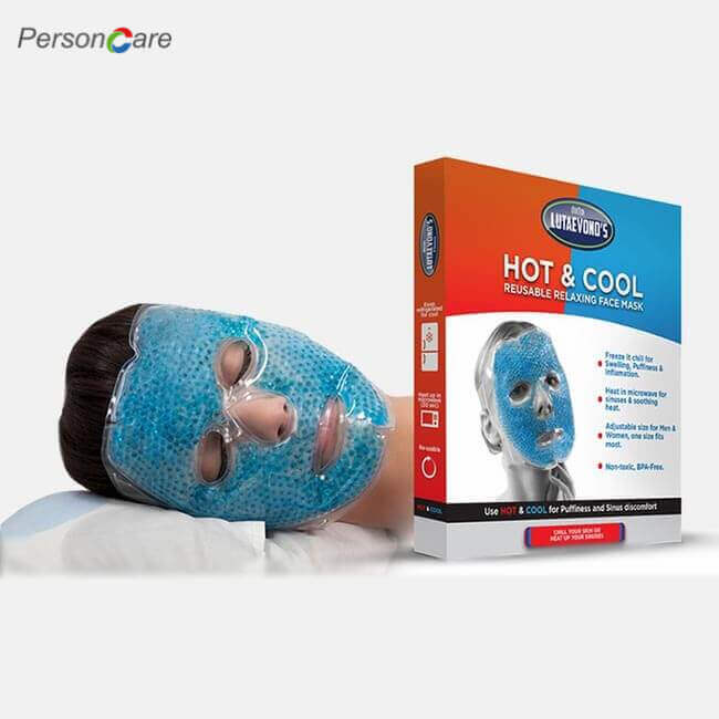 Gel Beads Cold Facial Mask
