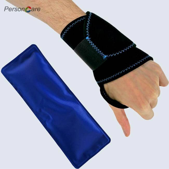Wrist Hot Cold Wrap
